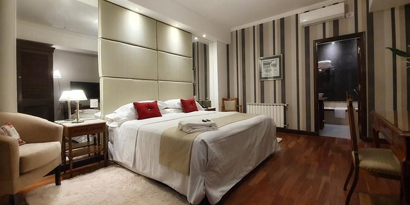 MG Design • Hotel Boutique en Salta capital